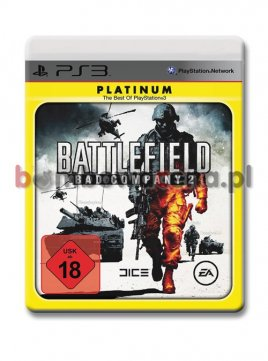 Battlefield: Bad Company 2 [PS3] Platinum