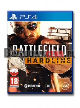 Battlefield Hardline [PS4] PL
