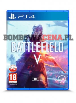 Battlefield V [PS4] PL