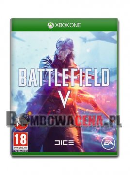 Battlefield V [XBOX ONE] PL