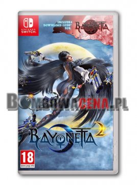 Bayonetta 2 [Switch]