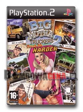 Big Mutha Truckers 2: Truck Me Harder [PS2]