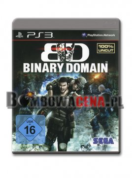 Binary Domain [PS3]