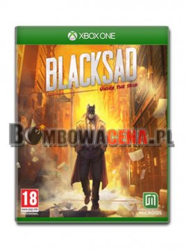 Blacksad: Under the Skin [XBOX ONE] Limited Edition, NOWA