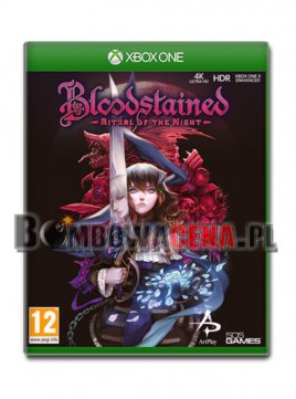 Bloodstained: Ritual of the Night [XBOX ONE] NOWA