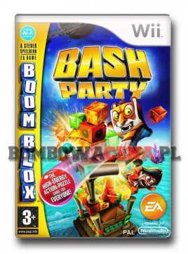 Boom Blox Bash Party [Wii]
