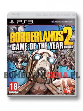 Borderlands 2 [PS3] GOTYE