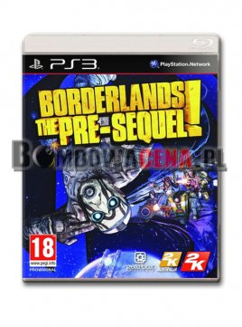 Borderlands: The Pre-Sequel! [PS3]