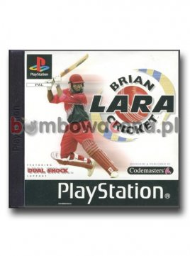 Brian Lara Cricket '99 [PSX]