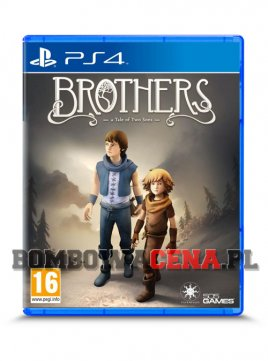Brothers: A Tale of Two Sons [PS4]