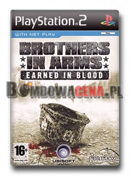Brothers in Arms: Earned in Blood [PS2]
