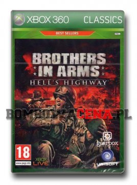 Brothers in Arms: Hell\'s Highway [XBOX 360] Classics, NOWA