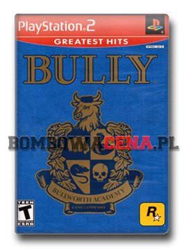 Bully [PS2] NTSC USA, Greatest Hits