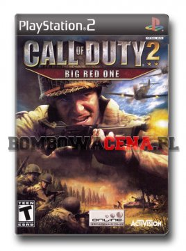 Call of Duty 2: Big Red One [PS2] NTSC USA
