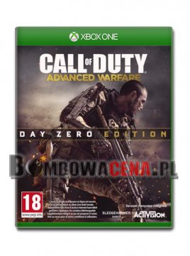 Call of Duty: Advanced Warfare [XBOX ONE] Edycja Day Zero