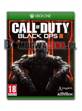 Call of Duty: Black Ops III [XBOX ONE] PL