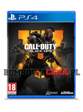 Call of Duty: Black Ops IIII [PS4] PL
