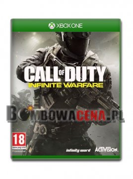 Call of Duty: Infinite Warfare [XBOX ONE] PL