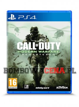 Call of Duty: Modern Warfare Remastered [PS4] PL