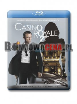 Casino Royale [BLU-RAY] PL