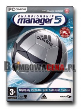 Championship Manager 5 [PC] PL