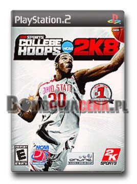 College Hoops 2K8 [PS2] NTSC USA, unikat