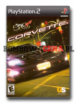 Corvette [PS2] NTSC USA