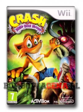 Crash Bandicoot: Mind over Mutant [Wii]