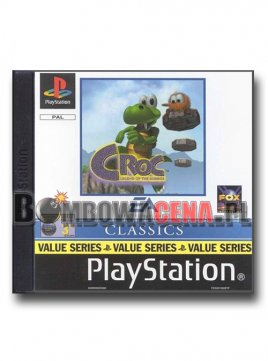 Croc: Legend of the Gobbos [PSX] Classics