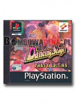 Dancing Stage Party Edition [PSX]