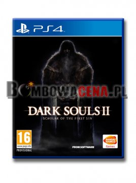Dark Souls II: Scholar of the First Sin [PS4] PL, NOWA