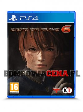Dead or Alive 6 [PS4] NOWA