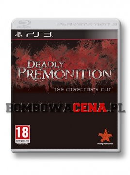 Deadly Premonition: The Director\'s Cut [PS3]