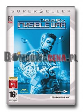 Deus Ex: Invisible War [PC] PL, Superseller
