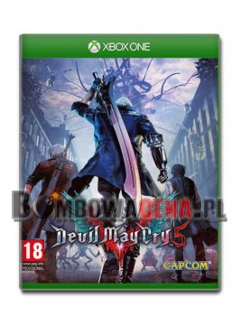 Devil May Cry 5 [XBOX ONE] PL
