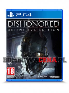 Dishonored: Definitive Edition [PS4] PL