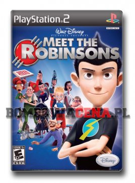 Disney's Meet the Robinsons [PS2] NTSC USA