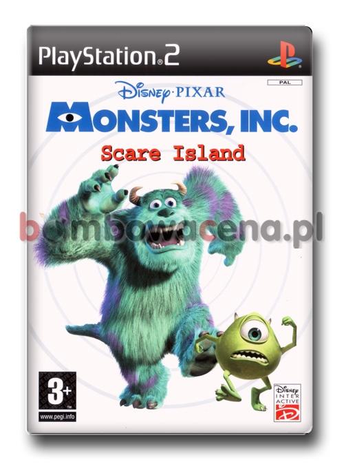 e3b5d75e5e299a Disney/Pixar Monster en Co. Schirk Eiland [PS2] :: Bombowacena.pl ...