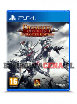 Divinity: Original Sin - Enhanced Edition [PS4] PL