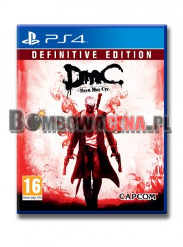 DmC: Devil May Cry Definitive Edition [PS4] PL