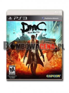 DMC: Devil May Cry [PS3] PL