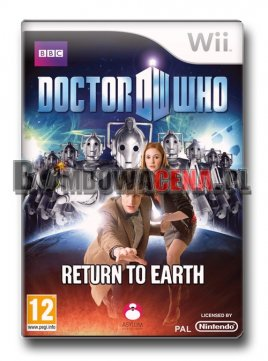 Doctor Who: Return to Earth [Wii]
