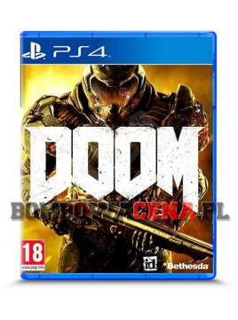 Doom [PS4] PL