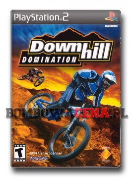 Downhill Domination [PS2] NTSC USA