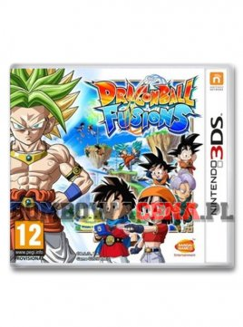 Dragon Ball: Fusions [3DS]