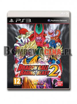 Dragon Ball: Raging Blast 2 [PS3]