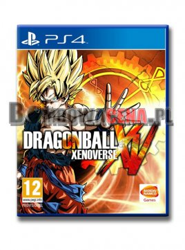Dragon Ball: Xenoverse [PS4] NOWA