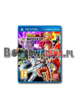 Dragon Ball Z: Battle of Z [PS Vita]