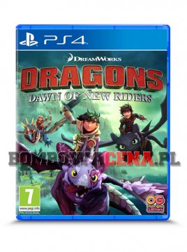 Dragons: Dawn of New Riders [PS4] NOWA