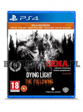 Dying Light: The Following [PS4] PL, Edycja Rozszerzona